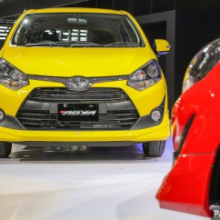 Toyota New Agya Trd 2017 Grand Avanza Pertalite Iims Daihatsu Ayla And Lcgc Twins Paul