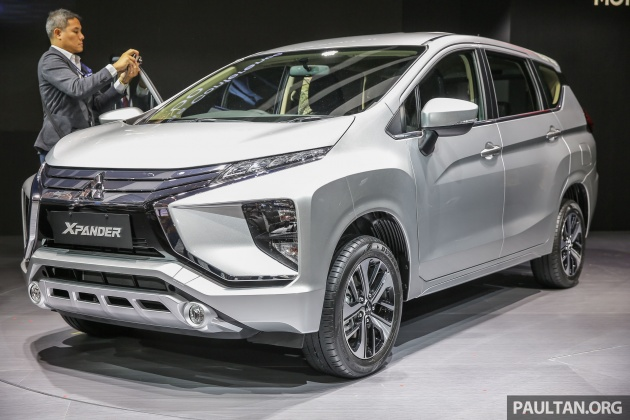 grand new avanza vs xpander veloz 1.5 giias 2017 mitsubishi production suv styled mpv makes s much awaited entry into indonesia core low segment is here the its name not expander as rumoured