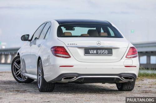 small resolution of mercedes benz e350e plug in hybrid launched in m sia exclusive amg line and edition 60 from rm393k