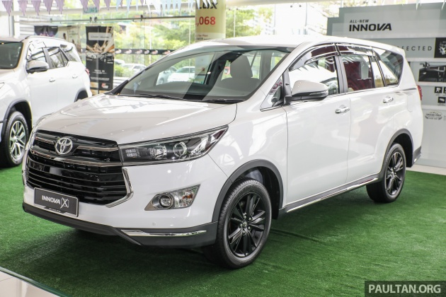 all new kijang innova vs crv yaris trd 2018 gallery toyota 2 0x priced at rm132 800