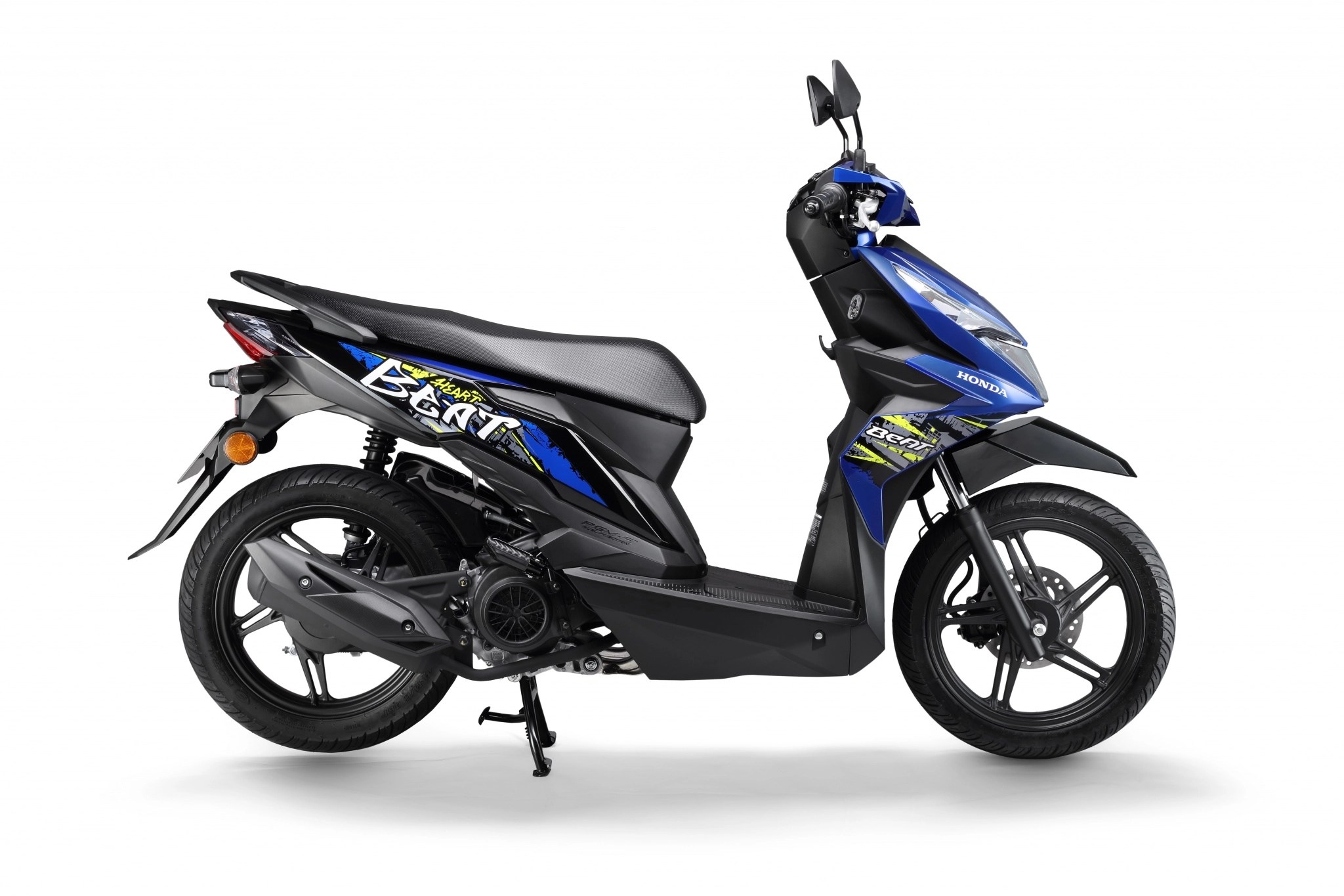 2018 Honda Beat Scooter Now On Sale Rm5724