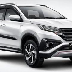All New Alphard 2018 Indonesia Grand Avanza E Toyota Rush Suv Makes Debut In