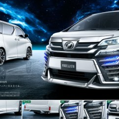 All New Toyota Vellfire 2018 Perbedaan Grand Avanza Veloz 1.3 Dan 1.5 Alphard Modellista Trd Kit Paul Tan Image 759068