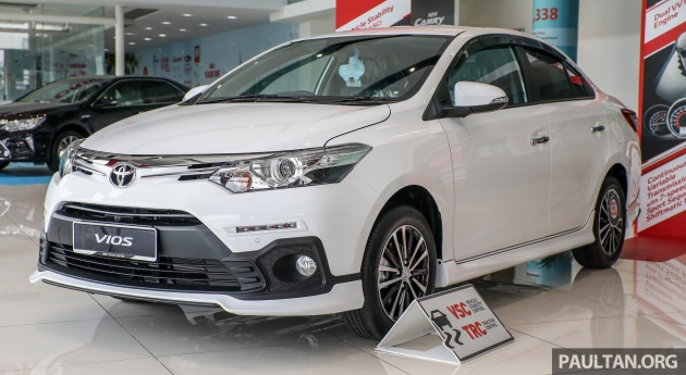 toyota yaris trd sportivo 2017 suspensi grand new avanza 2018 vios on sale in malaysia, rm75k-rm94k - up to ...