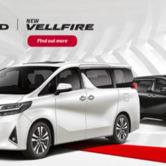 Harga All New Vellfire Toyota Yaris Trd Sportivo 2018 Alphard Facelift Prices Rm351k 541k