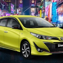 Toyota Yaris Trd Sportivo 2018 Indonesia Warna Grand New Veloz Facelift Launched In Fr Rm67k