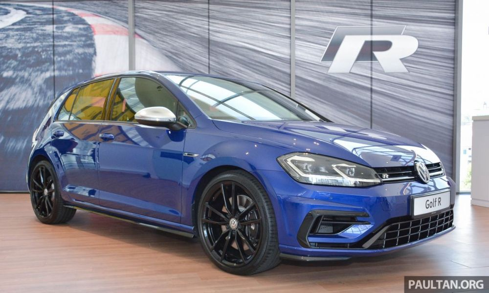 medium resolution of volkswagen r models to become more extreme mk8 golf r with 400 hp on the cards report