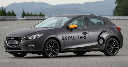 small resolution of driven 2019 mazda 3 prototype with skyactiv x engine is a high tech petrol mill still relevant