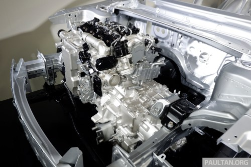 small resolution of the mazda proving ground in mine yamaguchi was the prime location for getting a feel of mazda s latest powertrain technologies