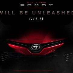 All New Camry 2019 Harga List Grill Grand Avanza Toyota In Malaysia Soon Early Details