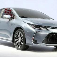 All New Corolla Altis 2019 Grand Veloz 1.5 A/t Toyota Sedan 12th Gen Makes Its Debut