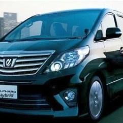 All New Alphard Hybrid Harga Grand Avanza 2016 Surabaya Toyota To Be Resurrected