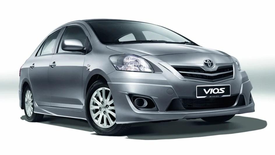 Toyota Vios Enhanced For 2012 Rm73k To Rm92k Image 113890