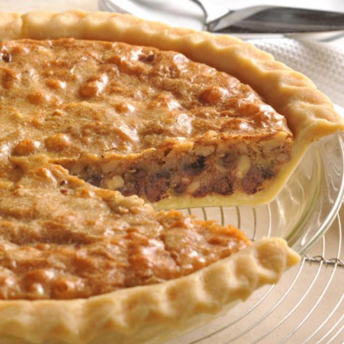 NESTLÉ® TOLL HOUSE® Chocolate Chip Pie Recipe | Just A