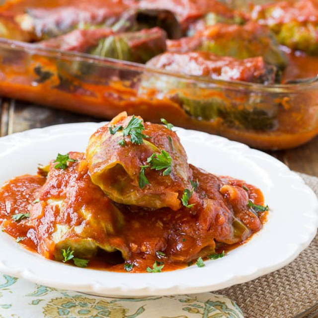 Stuffed Cabbage Rolls Recipe 3   Just A Pinch Recipes