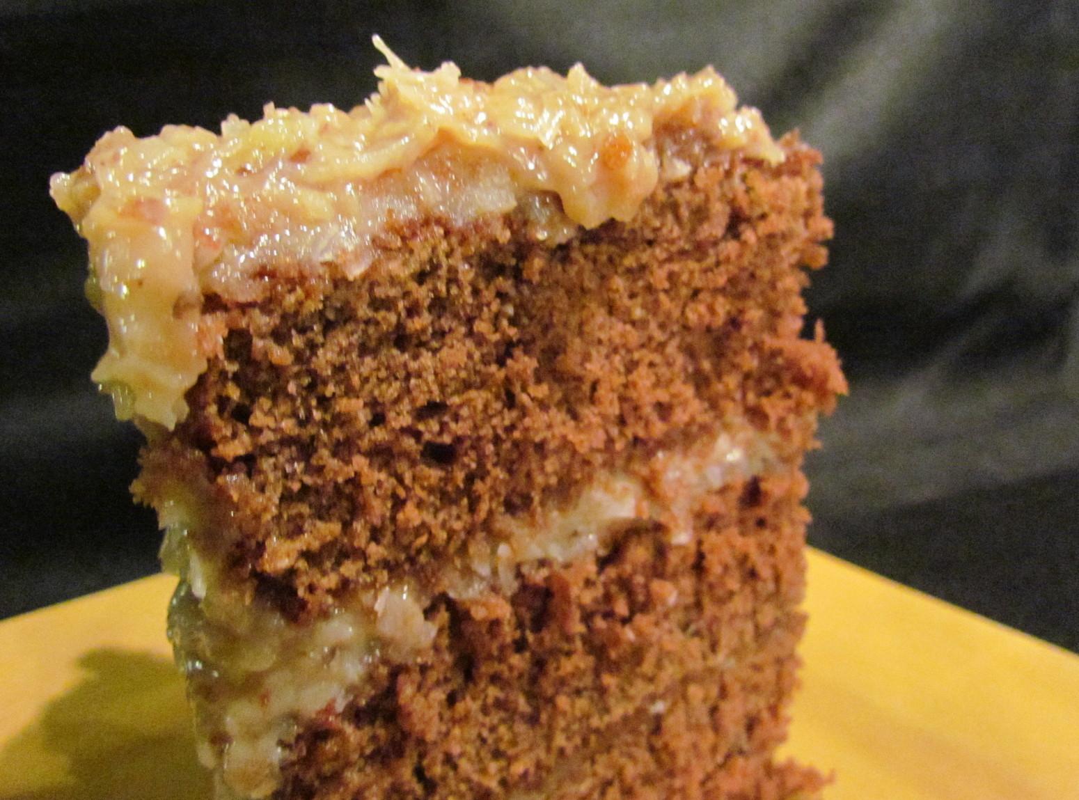 Original Recipe For German Chocolate Cake Just A Pinch
