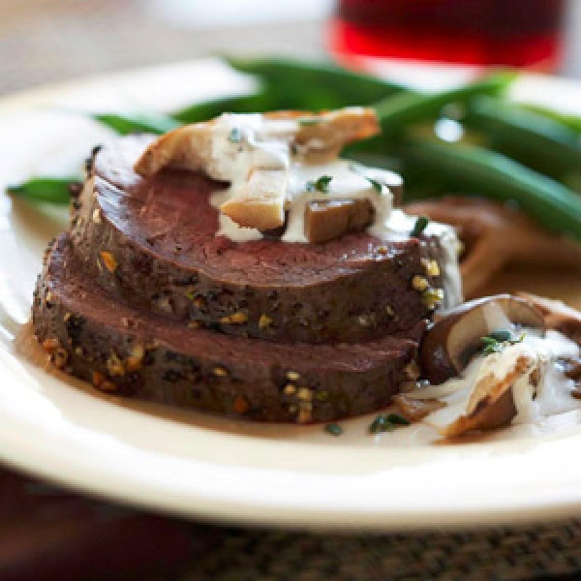 Easy Slow-Roasted Beef Tenderloin Recipe 2 | Just A Pinch ...