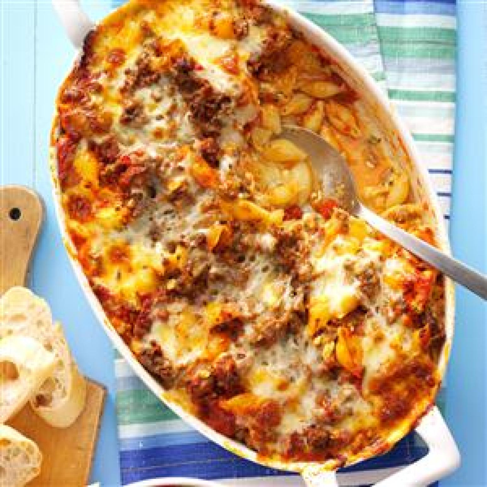lasagna casserole recipe just a pinch recipes