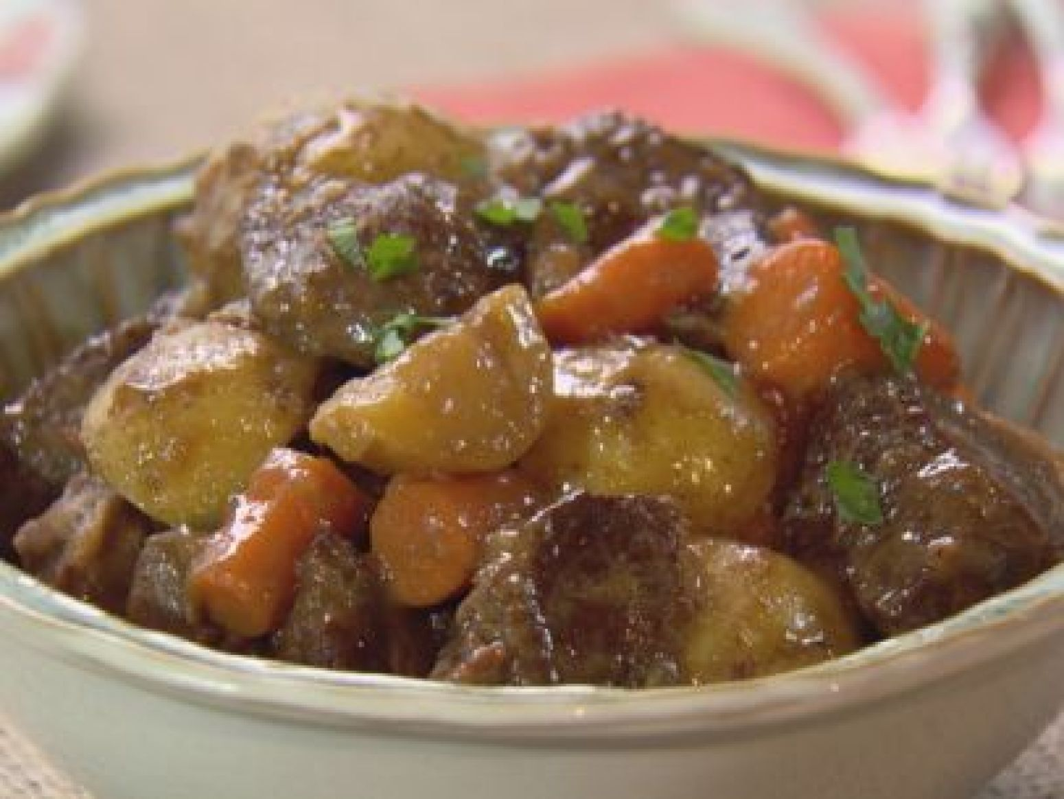 slow cooker stout beef stew recipe just a pinch recipes