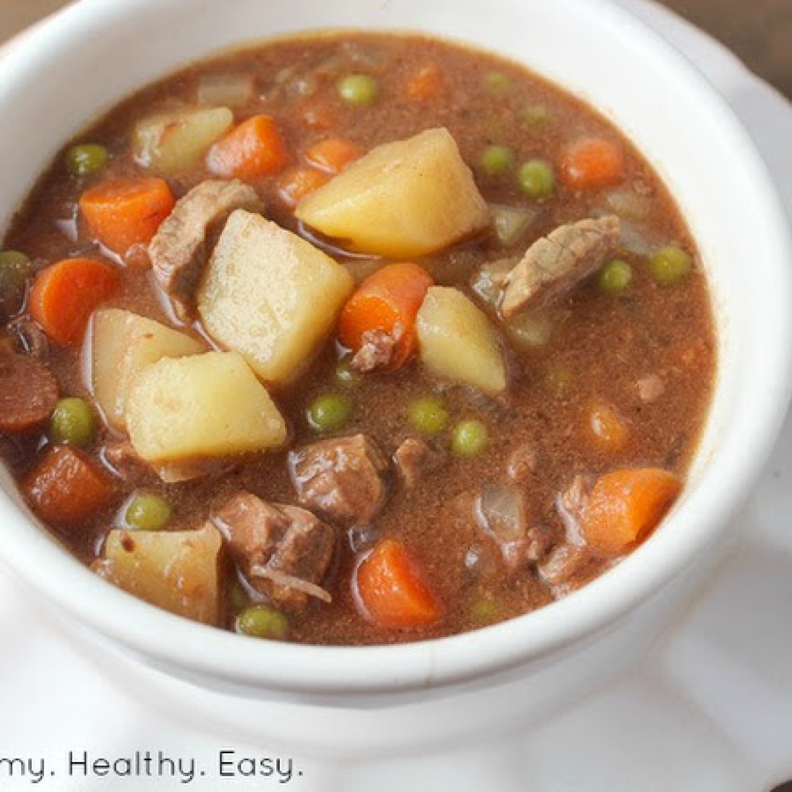 simple crock pot beef stew recipe just a pinch recipes