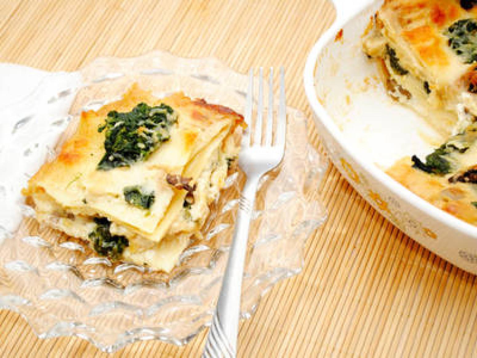 goat cheese spinach amp zucchini lasagna recipe just a pinch recipes