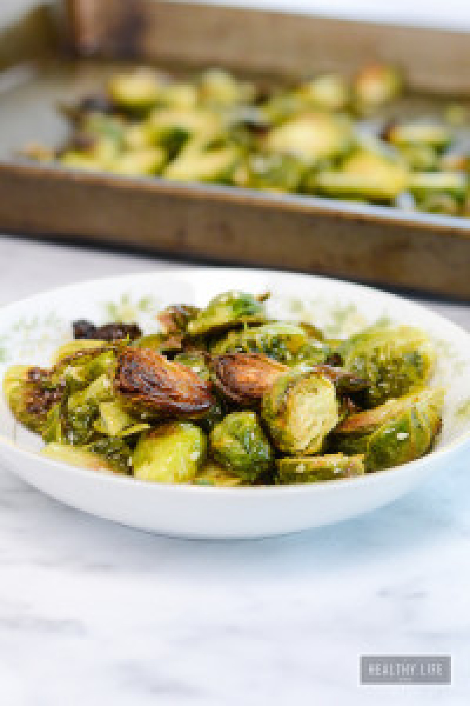 maple sesame roasted brussels sprouts recipe just a pinch recipes