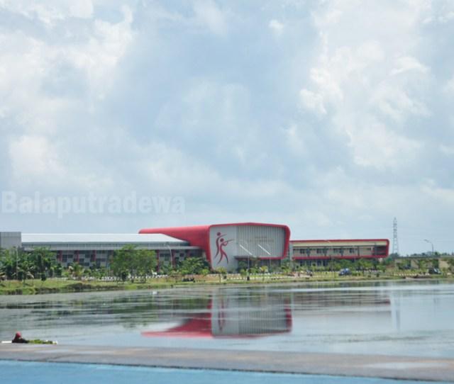 Venue Menembak Asian Games