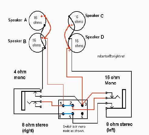 4x12 Speaker Diagram - Wiring Diagram G11 on