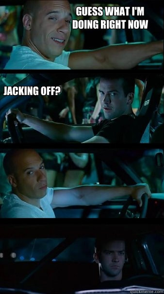 Fast and Furious memes  quickmeme