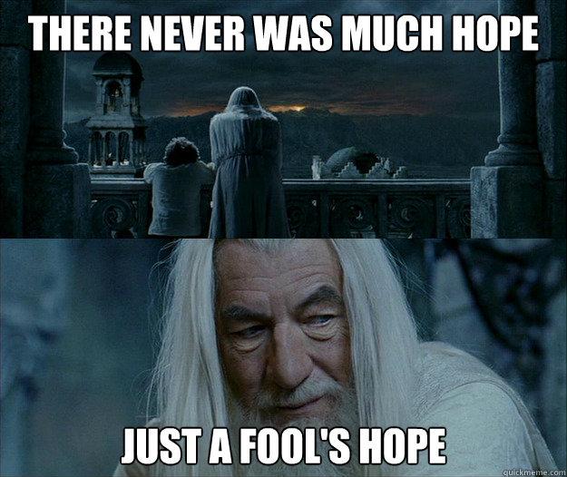 Image result for hope meme