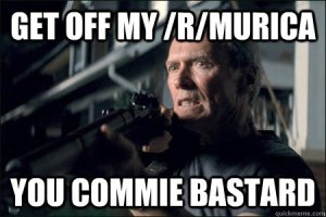 Image result for commie bastard gif