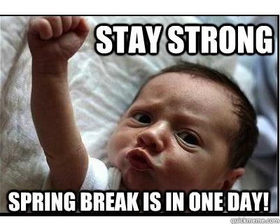 Image result for spring break meme for teacher