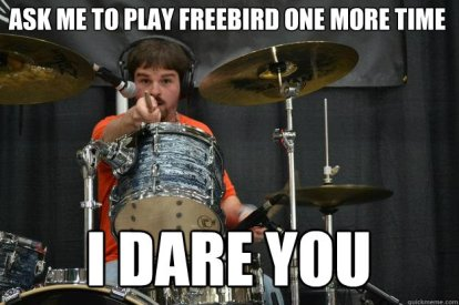 Image result for play free bird meme