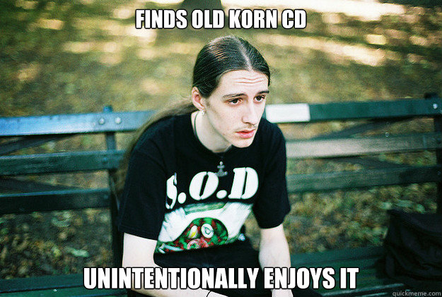 Image result for korn meme