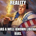 Does Reality Have a Liberal Bias?