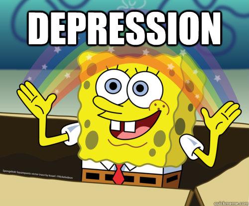 Image result for depression meme