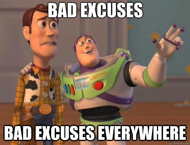 badexcuses