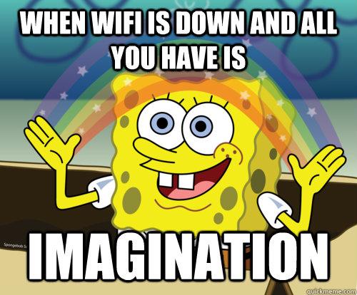 Image result for wifi meme