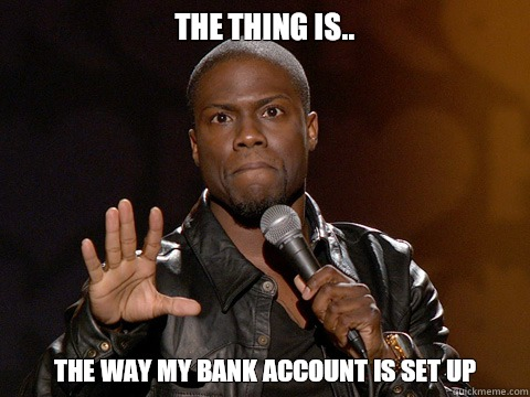 Image result for bank account gif