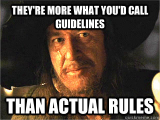 Image result for more like guidelines