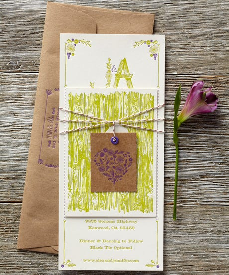 Hipster Wedding Invites That You Ll Love
