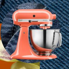 Kitchen Aid Colors Countertops White Kitchenaid Color Of The Year 2018 Bird Paradise For Home Decor Nerds Such As Ourselves Every One S New Releases Feels Like Christmas Morning Even If We Re Unable To Drop 400 Or More