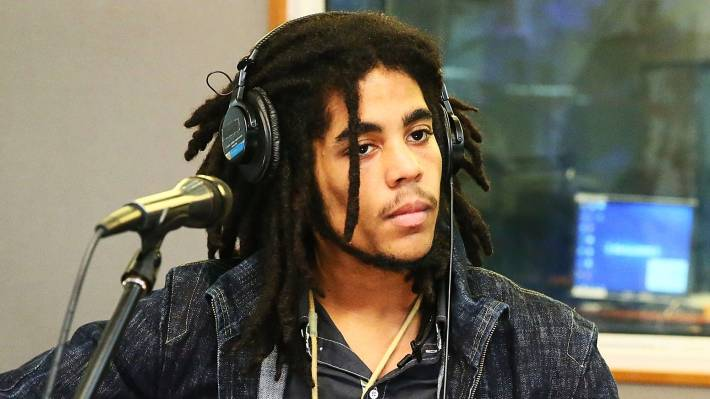bob marley's grandson looks & sounds just like him