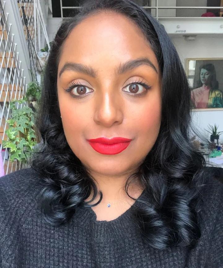 five best red lipsticks