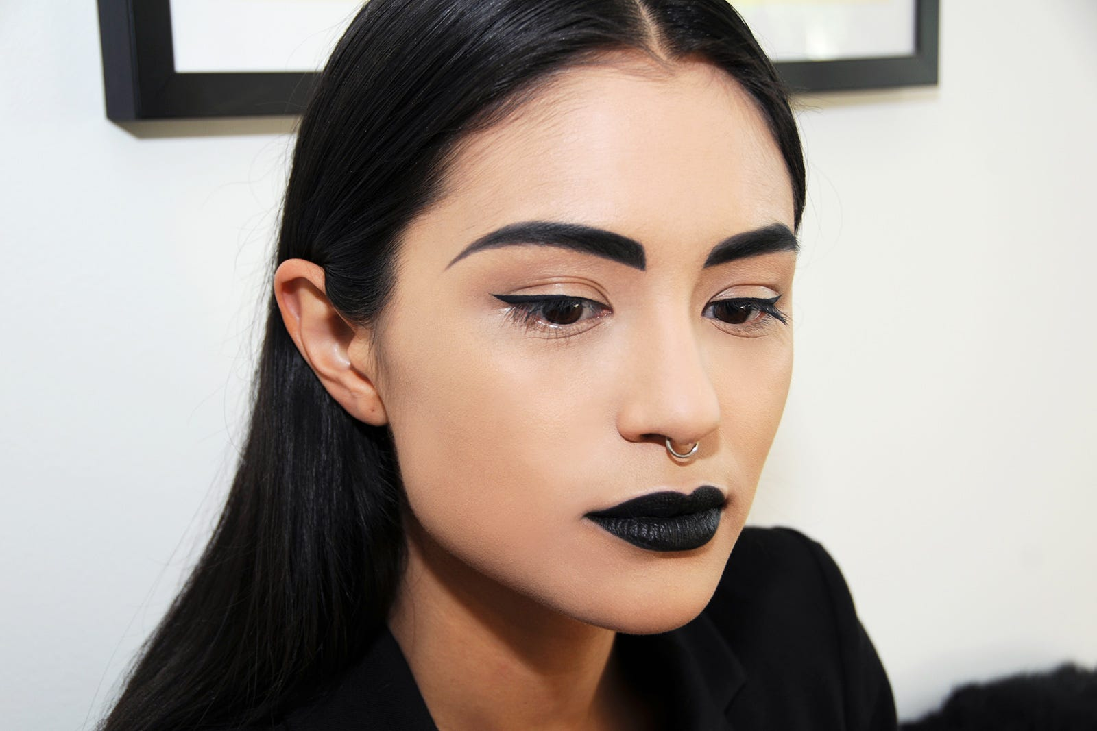 gothic beauty by lydia