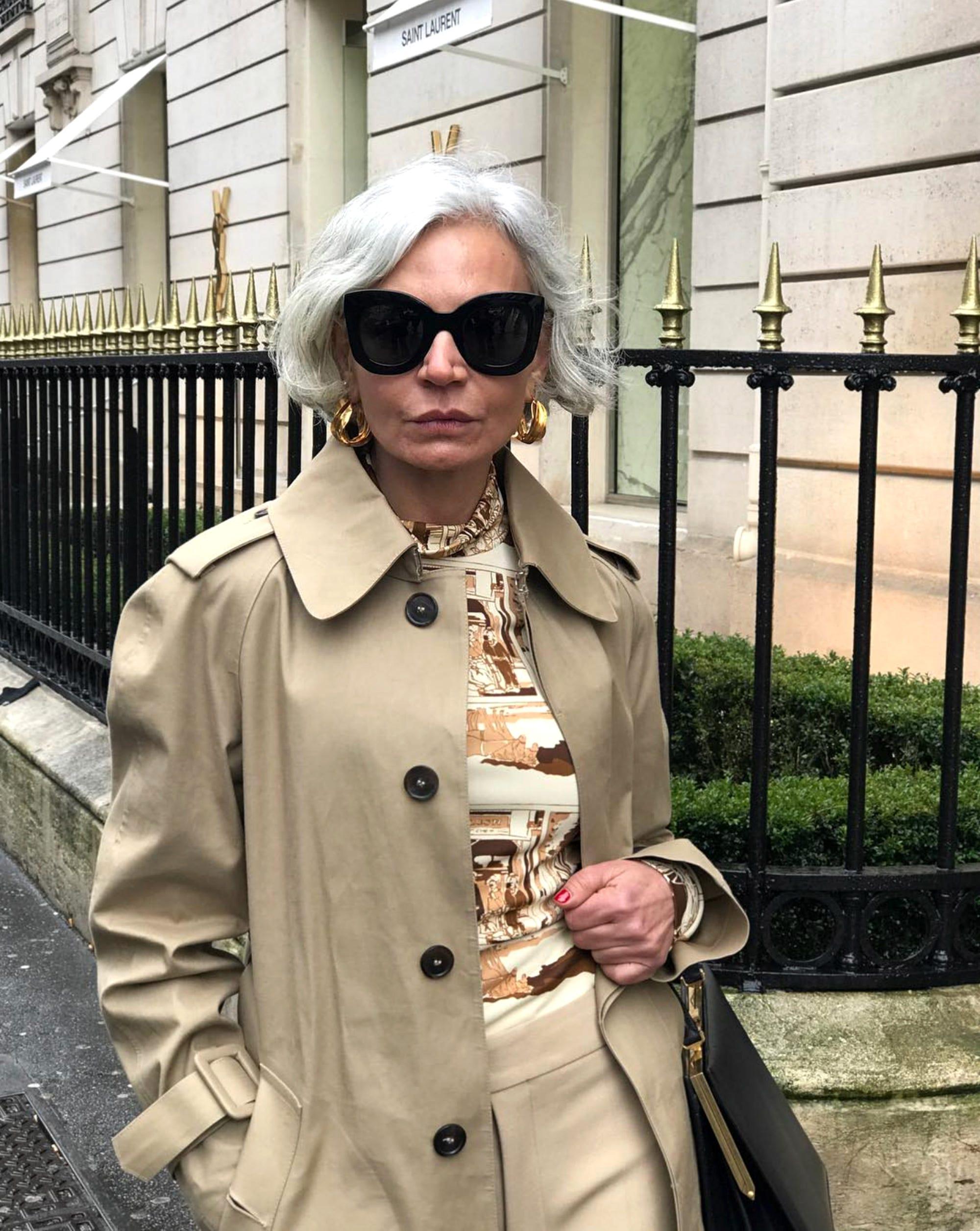 older women influence on