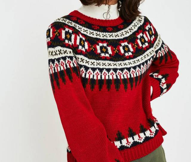 Not So Ugly Ugly Sweaters