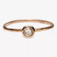 Affordable Rose Gold Engagement Rings For Women