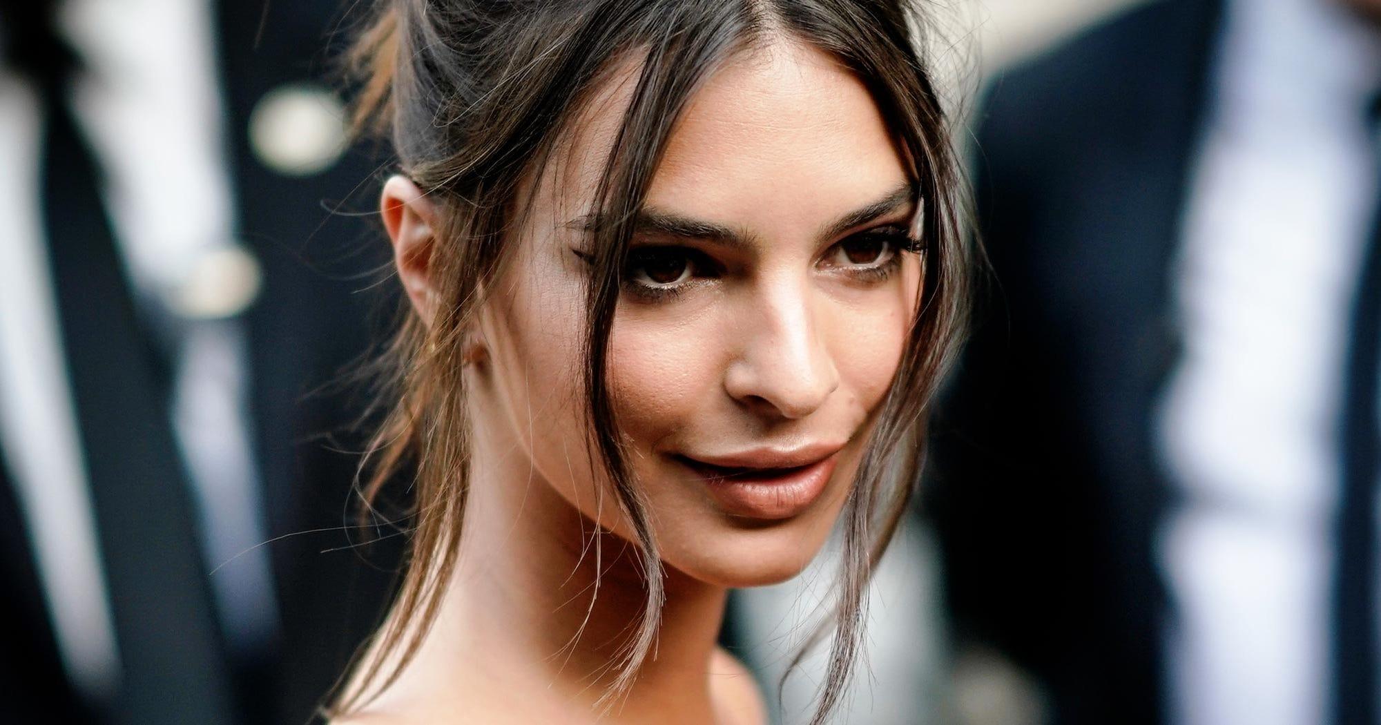 Most Popular Instagram Stories Models Emily Ratajkowski