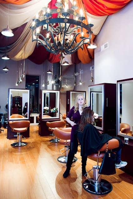 Cheap Haircuts Nyc : cheap, haircuts, Salons, Bargain, Haircuts